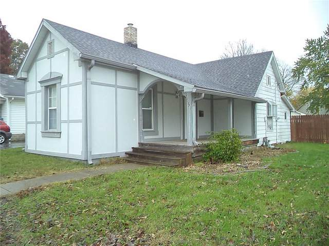 151 West Street, Plainfield, IN 46168 (MLS #21749713) :: The ORR Home Selling Team