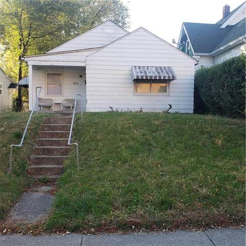 1610 Ringgold Avenue, Indianapolis, IN 46203 (MLS #21749716) :: Richwine Elite Group