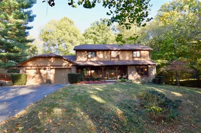 8079 Congress Drive, Mooresville, IN 46158 (MLS #21749719) :: The ORR Home Selling Team