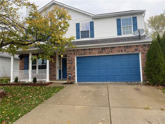 1834 Tourmaline Drive, Westfield, IN 46074 (MLS #21749723) :: The Indy Property Source