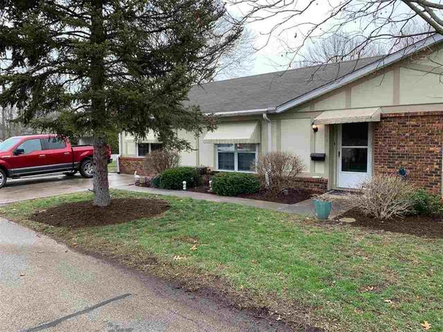 480 Francis Avenue Court, Terre Haute, IN 47804 (MLS #21749742) :: The Evelo Team