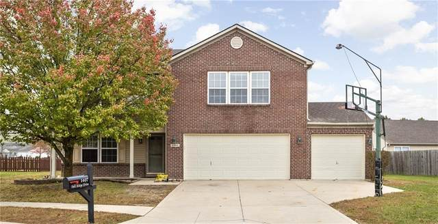 1407 Fall Ridge Drive, Brownsburg, IN 46112 (MLS #21749743) :: AR/haus Group Realty