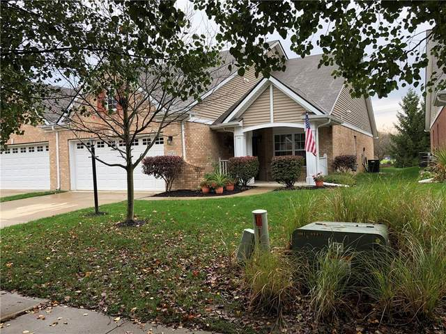 12182 Halite Ln, Fishers, IN 46038 (MLS #21749751) :: The Evelo Team