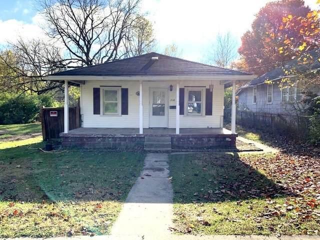 1518 E Lynn Street, Anderson, IN 46016 (MLS #21749757) :: Heard Real Estate Team | eXp Realty, LLC