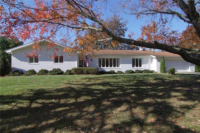 1809 Bruce Lane, Anderson, IN 46012 (MLS #21749759) :: The Evelo Team