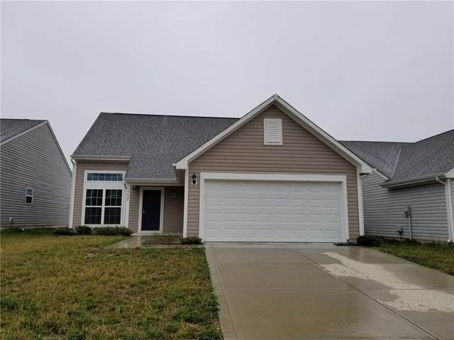 7646 Bolero Drive, Camby, IN 46113 (MLS #21749760) :: Heard Real Estate Team | eXp Realty, LLC