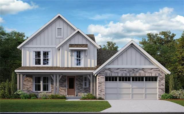1473 Gateway Lane, Greenfield, IN 46140 (MLS #21749762) :: AR/haus Group Realty