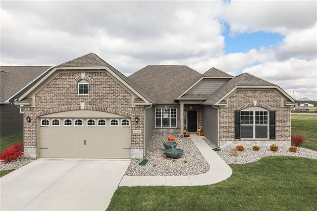 10846 Mystic View Court, Indianapolis, IN 46239 (MLS #21749774) :: The Evelo Team