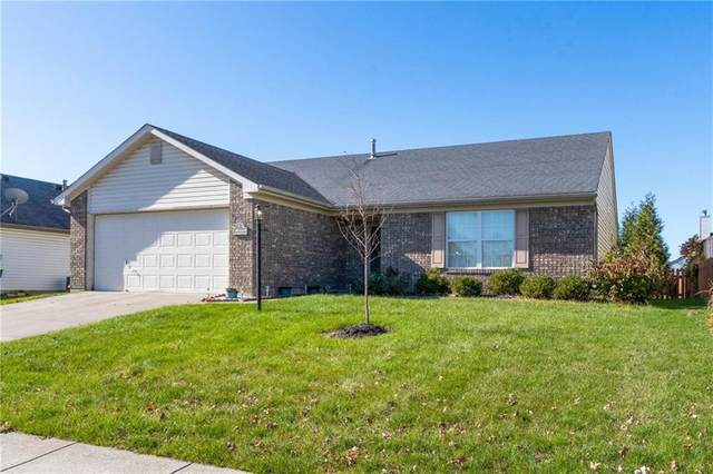 7760 Cherrybark Drive, Lawrence, IN 46236 (MLS #21749777) :: The ORR Home Selling Team