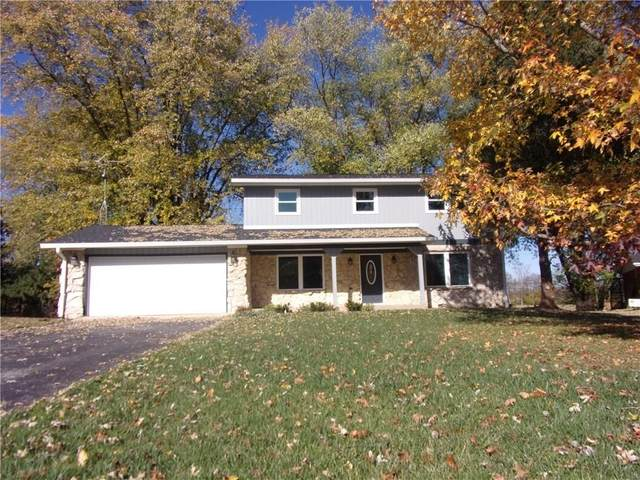 625 Medallion Drive, Greencastle, IN 46135 (MLS #21749783) :: The ORR Home Selling Team