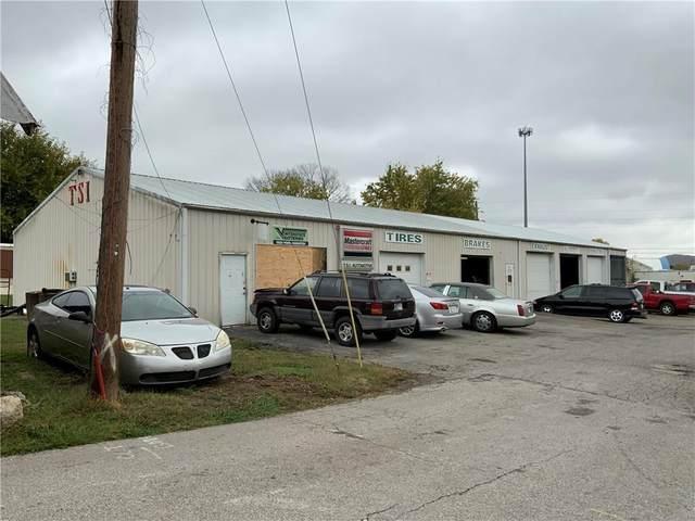 418 N Sugar Street, Brownstown, IN 47220 (MLS #21749793) :: Mike Price Realty Team - RE/MAX Centerstone