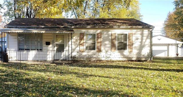 1020 Northfield Drive, Lebanon, IN 46052 (MLS #21749815) :: Heard Real Estate Team | eXp Realty, LLC