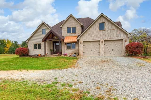 5993 S 300 W, Trafalgar, IN 46181 (MLS #21749820) :: Heard Real Estate Team   eXp Realty, LLC
