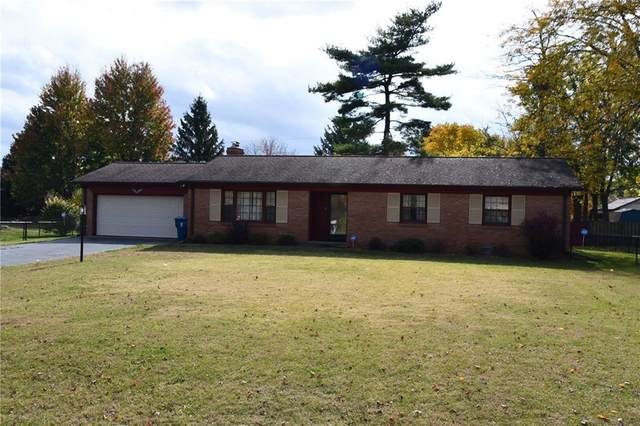 8813 E 15th Street, Indianapolis, IN 46219 (MLS #21749827) :: The Indy Property Source