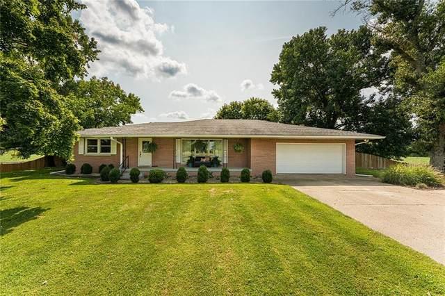 9911 E 25 Street, Columbus, IN 47203 (MLS #21749855) :: Heard Real Estate Team | eXp Realty, LLC