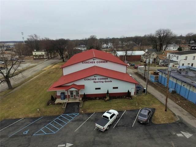 750 Oak Street, Terre Haute, IN 47807 (MLS #21749857) :: The Indy Property Source