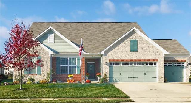 6650 Kara Lane, Brownsburg, IN 46112 (MLS #21749860) :: The ORR Home Selling Team