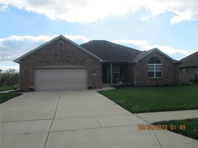 863 Orion Drive, Franklin, IN 46131 (MLS #21749883) :: The ORR Home Selling Team