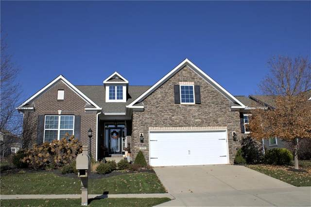 6178 Burleigh Place, Noblesville, IN 46062 (MLS #21749887) :: The ORR Home Selling Team