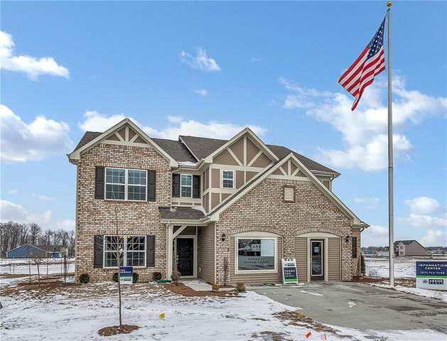 2391 Pokagon Street, Avon, IN 46123 (MLS #21749900) :: The ORR Home Selling Team