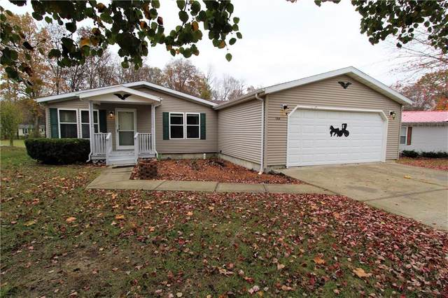 588 Love Place, Cloverdale, IN 46120 (MLS #21749905) :: The ORR Home Selling Team