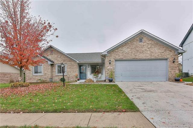 5733 Bold Ruler Drive, Indianapolis, IN 46237 (MLS #21749908) :: The ORR Home Selling Team
