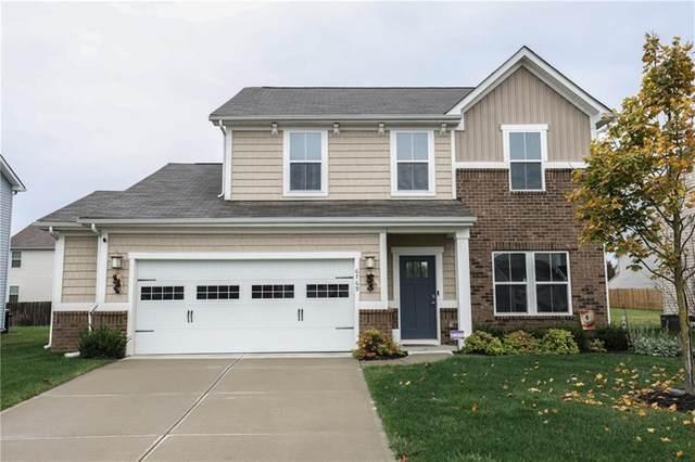 6769 School Branch Drive, Brownsburg, IN 46112 (MLS #21749916) :: The ORR Home Selling Team