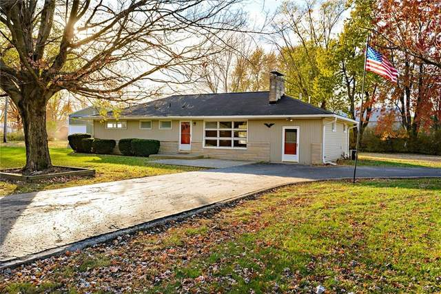 16711 Durbin Road, Noblesville, IN 46060 (MLS #21749923) :: The ORR Home Selling Team