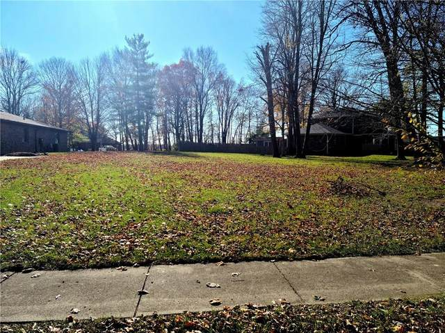 533 Swan Drive, Fortville, IN 46040 (MLS #21749927) :: The Indy Property Source