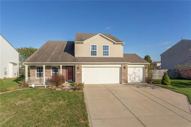 5515 Galia Lane, Bargersville, IN 46106 (MLS #21749934) :: The ORR Home Selling Team