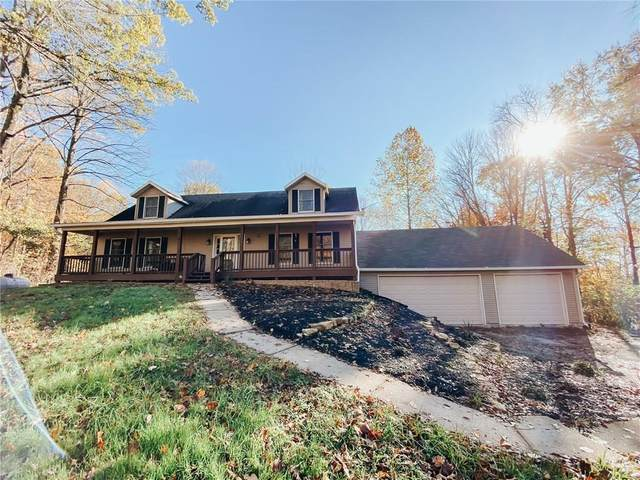 1335 Inverness Farms Road, Martinsville, IN 46151 (MLS #21749937) :: Heard Real Estate Team | eXp Realty, LLC