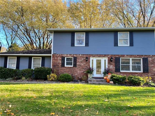 10798 E 98th Street, Fishers, IN 46037 (MLS #21749939) :: Heard Real Estate Team   eXp Realty, LLC