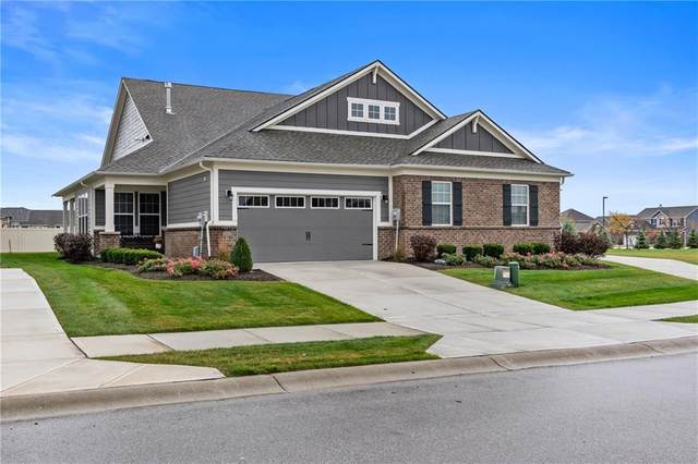 17329 Northam Drive, Westfield, IN 46074 (MLS #21749941) :: Richwine Elite Group