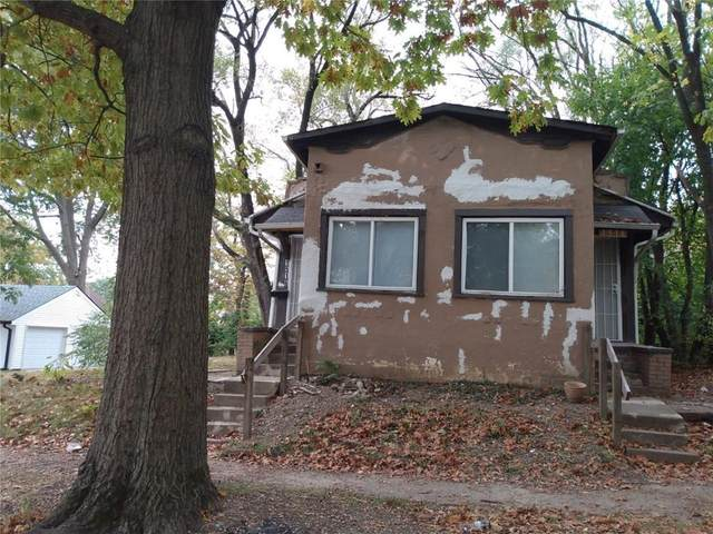 1516 N Temple Avenue, Indianapolis, IN 46201 (MLS #21749944) :: The Evelo Team