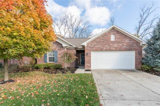 9849 Brook Wood Drive, Mccordsville, IN 46055 (MLS #21749946) :: Ferris Property Group
