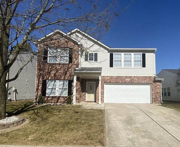 9260 Amberleigh Drive, Plainfield, IN 46168 (MLS #21749962) :: The ORR Home Selling Team