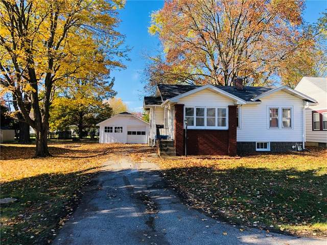 88 N Routiers Avenue, Indianapolis, IN 46219 (MLS #21749963) :: The ORR Home Selling Team