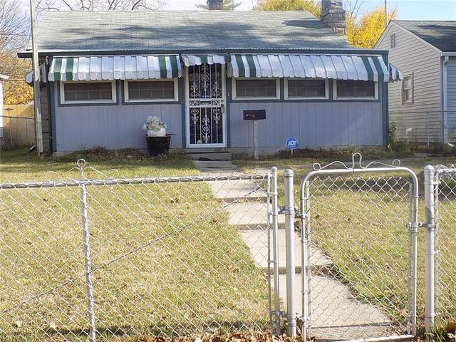 3029 N Adams Street, Indianapolis, IN 46218 (MLS #21749983) :: Mike Price Realty Team - RE/MAX Centerstone