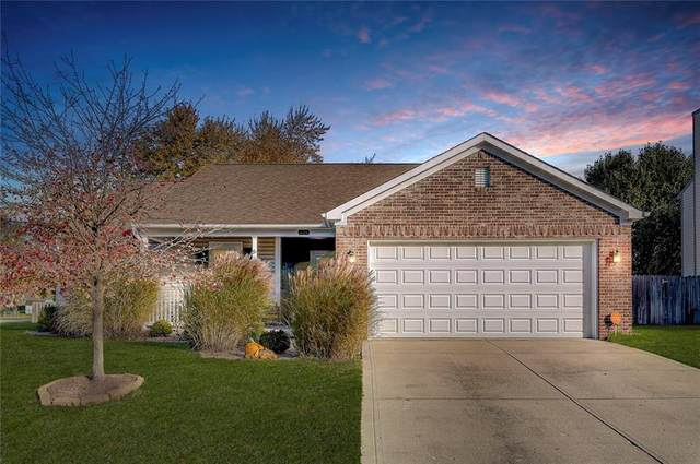 6014 Glebe Drive, Indianapolis, IN 46237 (MLS #21749990) :: The ORR Home Selling Team