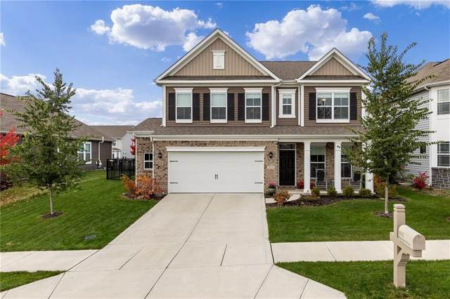 18192 Starview Drive, Westfield, IN 46074 (MLS #21749993) :: The ORR Home Selling Team