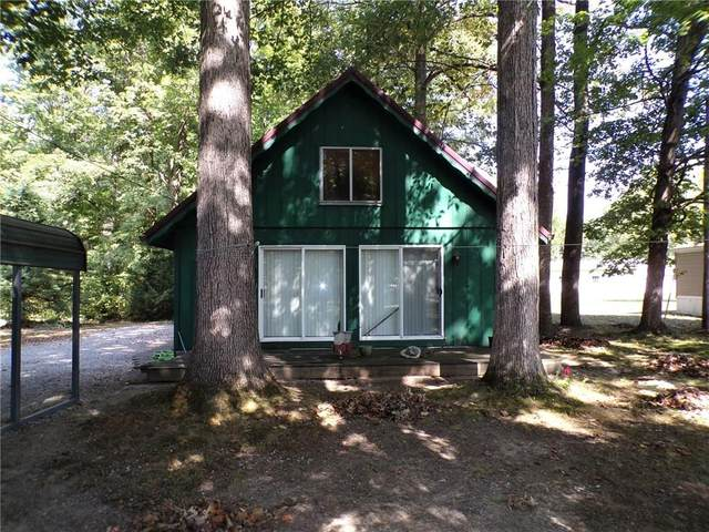 256 Ole Rocking Chair Way, Cloverdale, IN 46120 (MLS #21750004) :: The ORR Home Selling Team