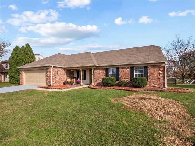 316 S Sugar Bush Lane S, Brownsburg, IN 46112 (MLS #21750032) :: The ORR Home Selling Team