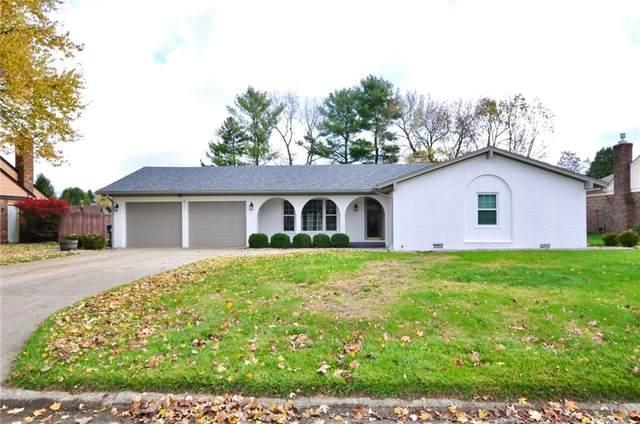 812 Deerfield Road, Anderson, IN 46012 (MLS #21750060) :: Ferris Property Group