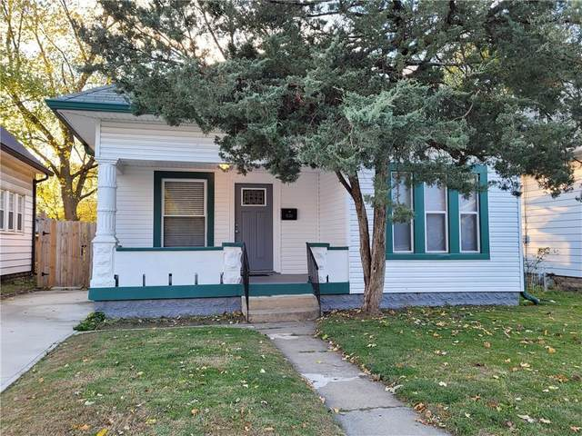 1138 N King Avenue, Indianapolis, IN 46222 (MLS #21750066) :: The ORR Home Selling Team