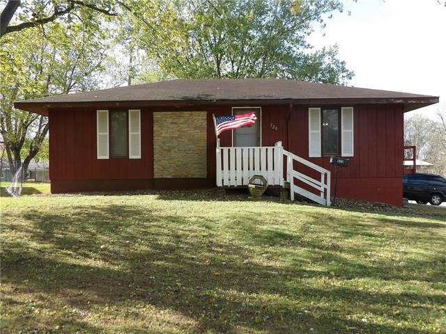 520 N Arlington Street, Greencastle, IN 46135 (MLS #21750069) :: The ORR Home Selling Team