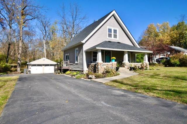 940 E Brunswick Avenue, Indianapolis, IN 46227 (MLS #21750078) :: The ORR Home Selling Team