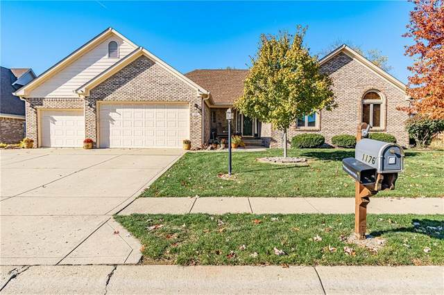 1176 Brookway Drive, Avon, IN 46123 (MLS #21750119) :: Mike Price Realty Team - RE/MAX Centerstone