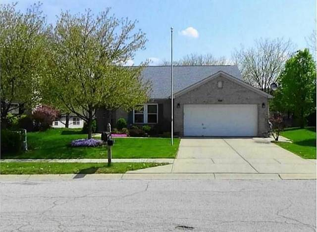 507 Grand Woods Drive, Indianapolis, IN 46224 (MLS #21750125) :: The ORR Home Selling Team