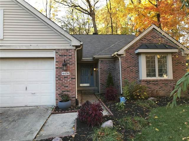 6476 Stonecreek Court, Indianapolis, IN 46268 (MLS #21750143) :: The ORR Home Selling Team