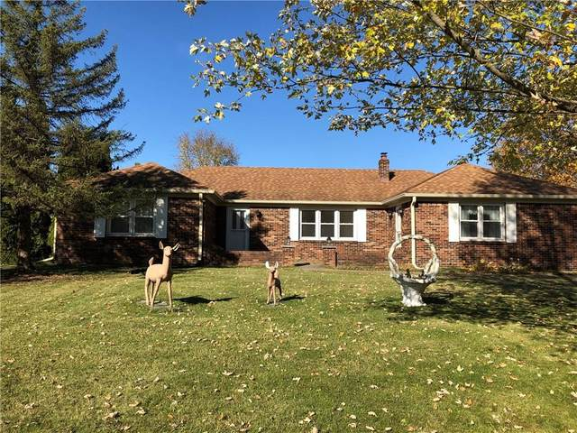 3344 W Sunset Drive S, Greenfield, IN 46140 (MLS #21750162) :: Richwine Elite Group